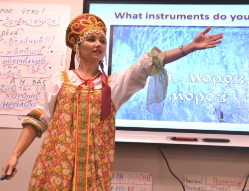Increasing Foreign Language Proficiency