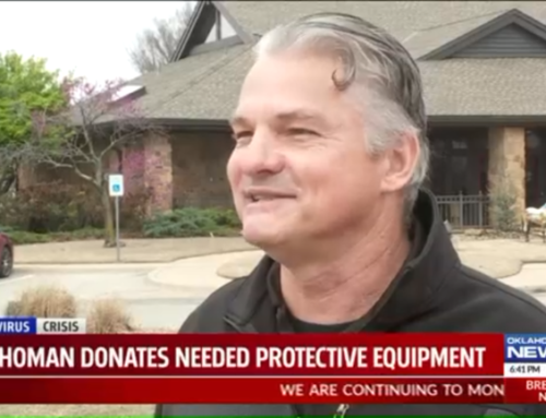 Intellekt Employee Donates $25,000 in Medical Masks