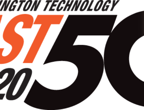 Intellekt makes the 2020 Washington Technology 'Fast 50'!