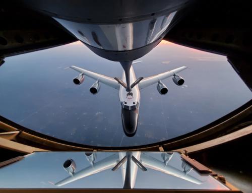 Intellekt Supports 16th Air Force through FUSIONS IDIQ.