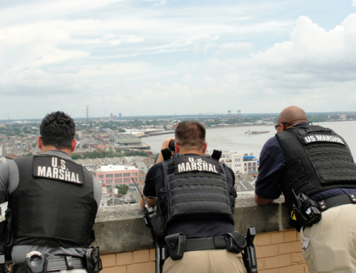 Intellekt Now Supports the United States Marshals Service (USMS).